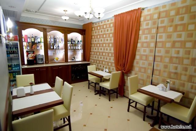 Villa Rossa 2* - Hotels md